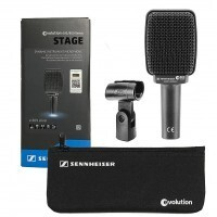 Sennheiser E609SILVER | Microfono para Guitarra Y Estudio En Vivo Plateado