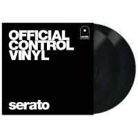 "Serato SCV-PS-BLK-OJ | Vinilo de Control para Serato DJ Y Scratch Live de 12"" Negro"