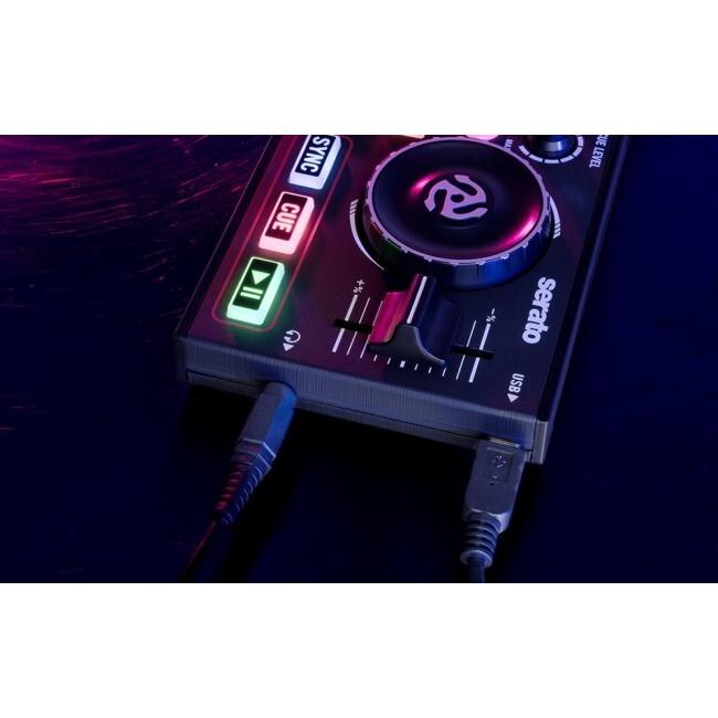 NUMARK DJ2GO2   Controlador DJ