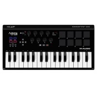 M-Audio AXIOMAIRMINI32 | Controlador MIDI USB de 32 teclas Mini