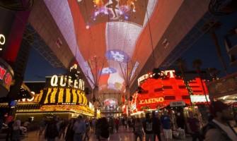 RCF: Sistema de sonido para Freemont Street en Las Vegas