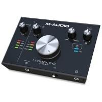 M-AUDIO MTRACK2X2M |Interfaz Usb