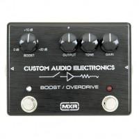 MXR 140383 | Pedal Boost Overdrive Custom Audio Electronics