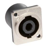 ADAM HALL 7875 | Conector Altavoz estándar chasis 4 Pines