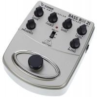 BEHRINGER BDI21 | Modelador de Amplificador de Bajo V-Tone Driver DI