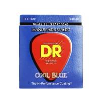 DR Strings CBE-10 | Cuerdas azules para Guitarra Eléctrica