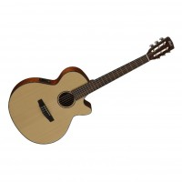 CORT CEC3-NS   Guitarra Electro Acústica con cuerdas de Nylon
