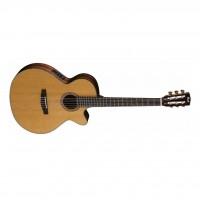 CORT CEC7-NAT   Guitarra Electroacústica Nylon