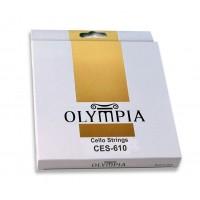 OLYMPIA CES610   Set de Cuerdas para Violoncello