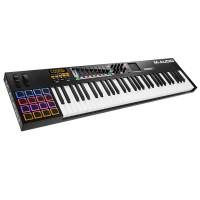 M-Audio CODE61BLK | Controlador USB/MIDI de 61 Teclas
