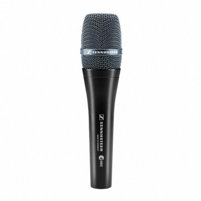 Sennheiser E965-2 | Micrófono Supercardiode Condensador de Voz