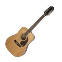 Epiphone EA2TNACH1   Guitarra acústica de 12 Cuerdas Natural DR-212