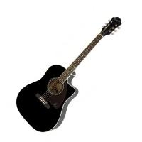 EPIPHONE EE2SEBNH3   Guitarra Electroacústica Aj-220sce Negra