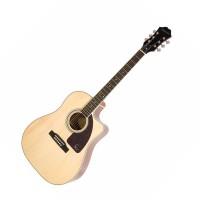 EPIPHONE EE2SNANH1   Guitarra Acústica Aj-220sce Natural