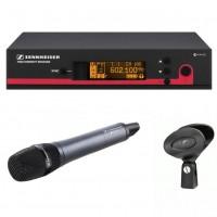 Sennheiser EW135G3-A1-US-2 | Micrófono Inalambrico Vocal