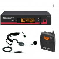 Sennheiser EW152G3-A | Micrófono Inalambrico Con Vincha