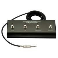 ASHDOWN FS-4 | Interruptor de Pedal Heavy Duty con Cable de 4 MT