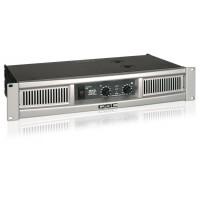 QSC GX3 | Amplificador de 2 canales de 425w de potencia por lado