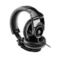 Hercules HER-LIGHTSHOW   Auricular para DJ con luz central indicadora de Beats