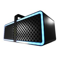 Hercules HER-WAE-NEO | Parlante Bluetooth Portatil con Reproductor Mp3