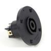 SWITCHCRAFT HPCPR41F | Conector para chasis SPEAK-ON redondo 4 polos