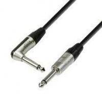 ADAM HALL K4IPR0900 | Cable Instrumento Rean Jack 6.3 Mono a Jack 6.3 Mono