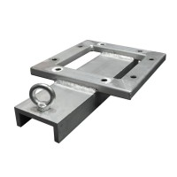 Lion Support LT-K1282 | Adaptador De Enganche Para Cubo De Elevacion