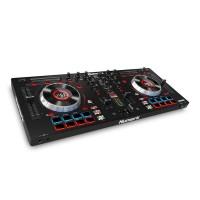 NUMARK MIXTRACK PLATINUM | Controlador DJ profesional