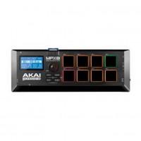 AKAI MPX8   Controlador MIDI con PADs y Lector de Samples Vía Memoria SD