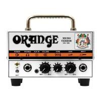 ORANGE OS-D-MT   Cabezal Amplificador de Guitarra 20 Watts