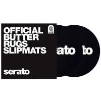 """Serato OSA-SM-BLK-B7   Logo Slipmats Antiestático 7"""""""