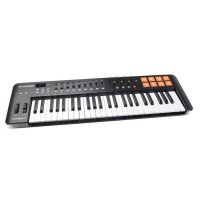 M-Audio OXYGEN49IV | Controlador de Teclado USB MIDI Performance de 49 Teclas