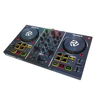 Numark PARTYMIX | Controlador Dj Consola Mixer Con Luces