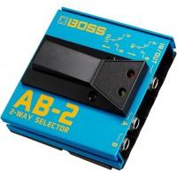 BOSS PD-RL-AB2 | Pedal Selector De Dos Vías AB-2