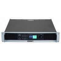 QSC PLD4.5 | Amplificador de 4 canales de 2000w de potencia con DSP en cada canal Clase D