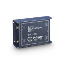 PALMER PLI02   Caja de aislamiento de línea de 2 Canales