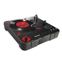 Numark PT01SCRATCH | Bandeja Giradiscos Portable Scratch USB Vinilo con Pitch
