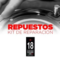 18 SOUND R15MB700   Kit de Reparación para Parlante 15MB700