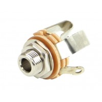 Switchcraft S12B | Conector Jack Stereo Doble Instrumento