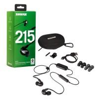 SHURE SE215-K-UNI   Audifonos In Ear de Monitoreo Negros