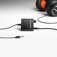 M-AUDIO BASSTRAVELER | Amplificador Auriculares 2 Tomas Plug