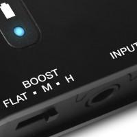 "M-AUDIO BASSTRAVELER | Amplificador Auriculares 2 Tomas Plug 1/8"""