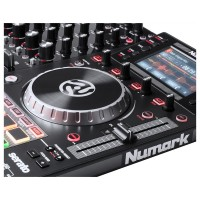 Numark NVMKII   Controlador DJ Numark de 4 Canales para Serato DJ